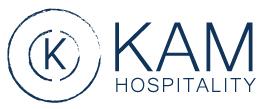kamhospitality.com Logo